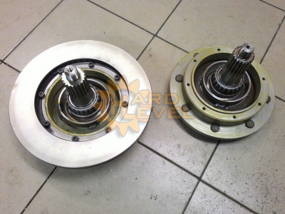 """Комплект дисковых тормозов на Volvo C303 """"Лапландер"""" под оригинальные диски - HL-LAP-3320"""