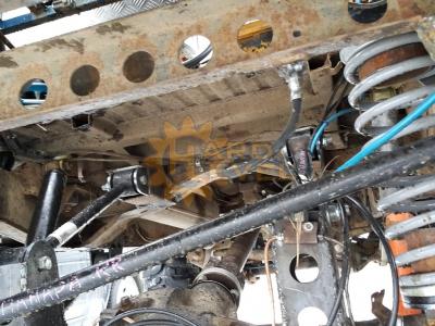 Полный комплект установки заднего редукторного моста УАЗ на пружины - HL-469-2610П