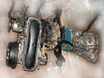 2-я ступень РК для агрегатов Nissan 160 - HL-P160-2RK