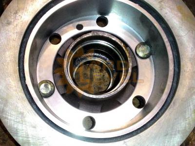 """Установочный комплект задних дисковых тормозов на автомобили ГАЗ """"Газель"""" - HL-GZL-2510"""