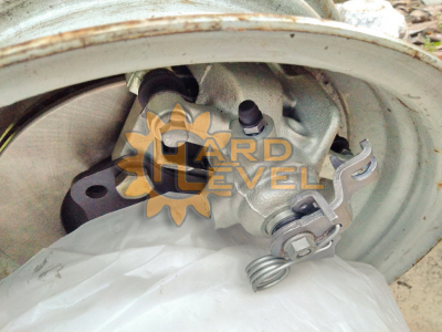 """Полный комплект задних дисковых тормозов на автомобили ГАЗ """"Газель"""" - HL-GZL-2550ПЭ"""
