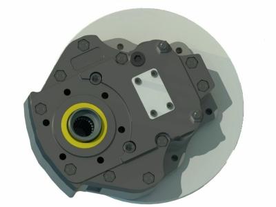 Бортовые редуктора LR Defender - HL-DEF-BR2
