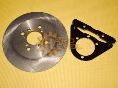 Трансмиссионный гидравлический тормоз HL-3151-1522