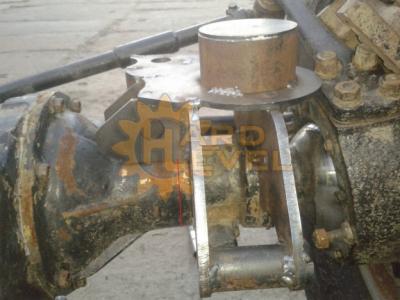 Кронштейн для установки переднего военмоста на УАЗ Хантер (Симбир, Патриот) HL-469-1616 с верхним расположением продольных тяг в сборе