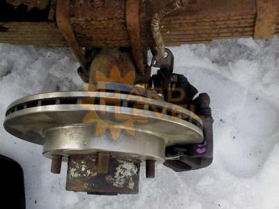Установочный комплект задних дисковых тормозов на автомобили УАЗ Патриот, под суппорт Ауди- HL-3163-2410