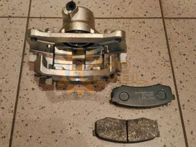 """Полный комплект задних дисковых тормозов на автомобили ГАЗ """"Газель"""" - HL-GZL-2510П"""