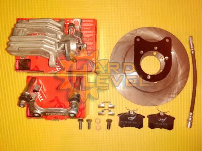 Трансмиссионный гидромеханический тормоз HL-3151-1532