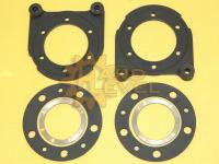 Установочный комплект дисковых тормозов на автомобили УАЗ, редукторные мосты, под суппорт ГАЗ - FRS-469-1210