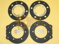 Установочный комплект дисковых тормозов на автомобили УАЗ, редукторные мосты, под суппорт ВАЗ - FRS-469-2310