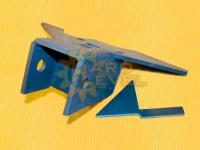 Усиленный кронштейн тяги Панара FRS-3151-1650 в сборе