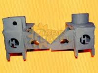 Кронштейн для установки переднего военмоста на УАЗ Патриот HL-469-1619 с верхним расположением продольных тяг и смещением моста на 80мм в сборе