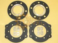 Установочный комплект дисковых тормозов на автомобили УАЗ, редукторные мосты, под суппорт ВАЗ - FRS-469-2320