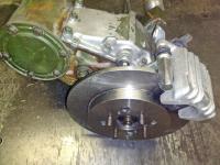 Трансмиссионный гидромеханический тормоз VOLVO C303 HL-LAP-1530